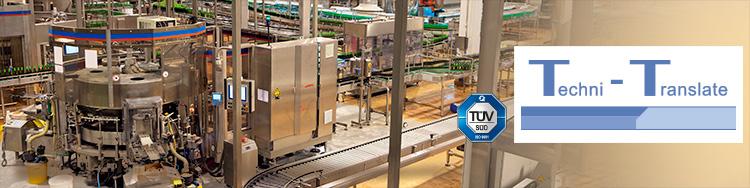 Techni-Translate bietet technische Übersetzungen im Bereich Anlagenbau und Maschinenbau. QM-System gemäß ISO 9001:2015.